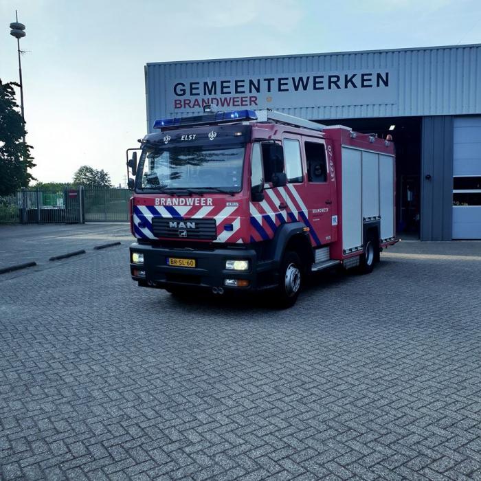 Elst, Volg de brandweer Elst op facebook