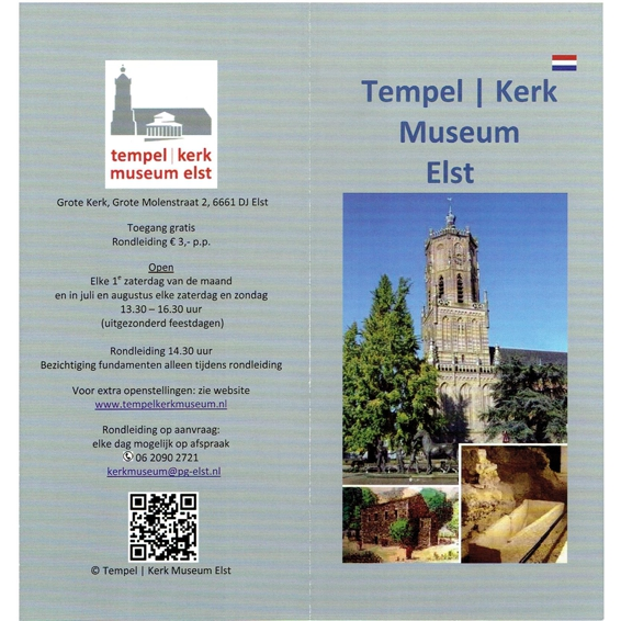 Tip: Tempel / Kerk Museum in Elst