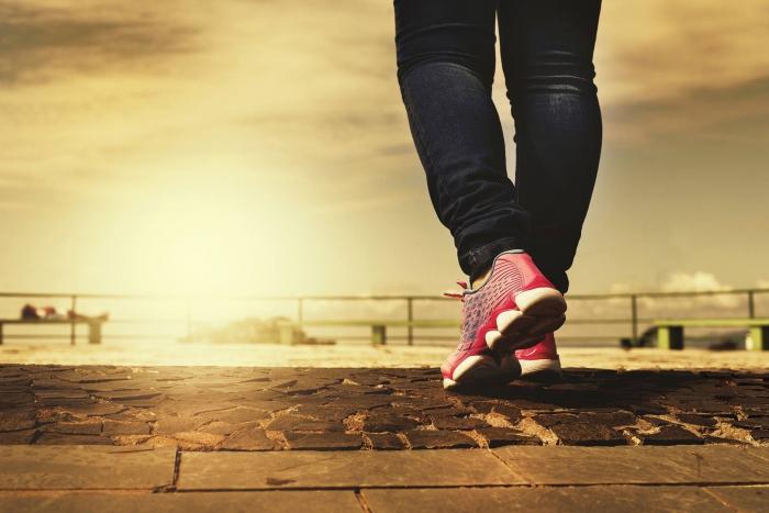 Wandeltraining door Fysiotherapie Driel
