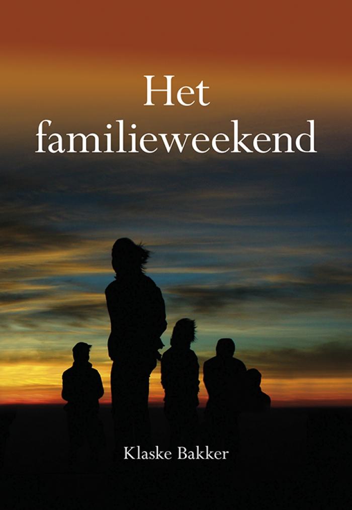 Mijn tweede boek: de roman 'Het familieweekend'