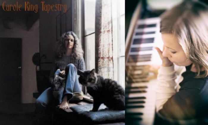 Esther Groenenberg en band -  Carole King - A natural woman