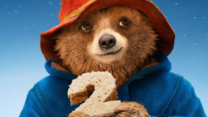 Jeugd & Familiefilm - Paddington 2 op vrijdagmiddag 28 december