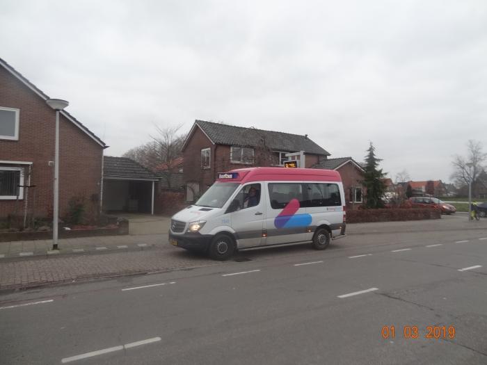 Buurtbus 556  Heteren/ Driel/ Elst kent goede start
